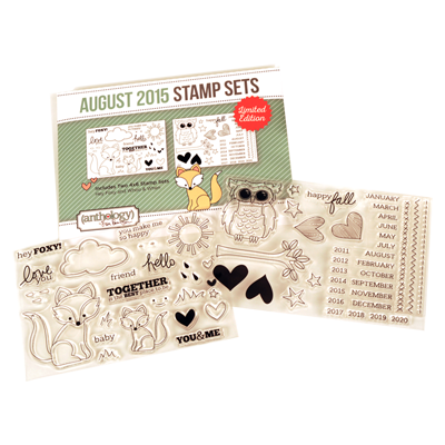 August Stamp Sets