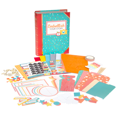 September Embellishment Kit
