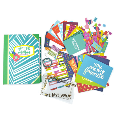 October Better Together Pocket Kit