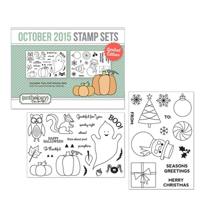 October Stamp Sets