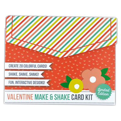 Valentine Make & Shake Kit