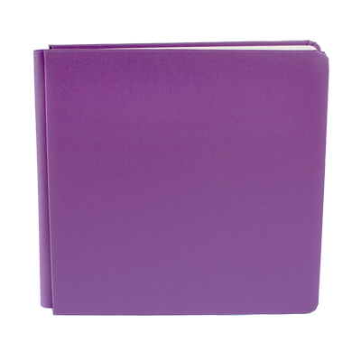 Grape Bookcloth Album Coverset