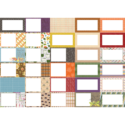 Pocket All About Fall Journal Cards by Lauren Hinds