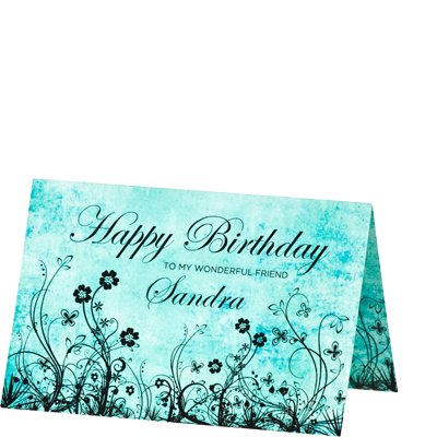 4 x 6 Greeting Card