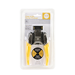 "Corner Chomper Rounding Tool, 1/8"" AND 3/8"" (Yellow)"