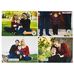 5 x 7 Photo Magnets