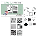 Geometric Stamp Set