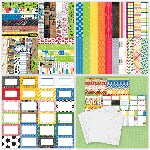 Back to School/Sports Bundle with Sleeves
