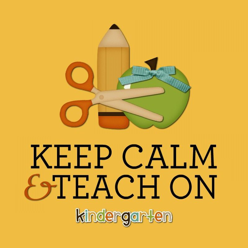 Keep Calm, Teach On
