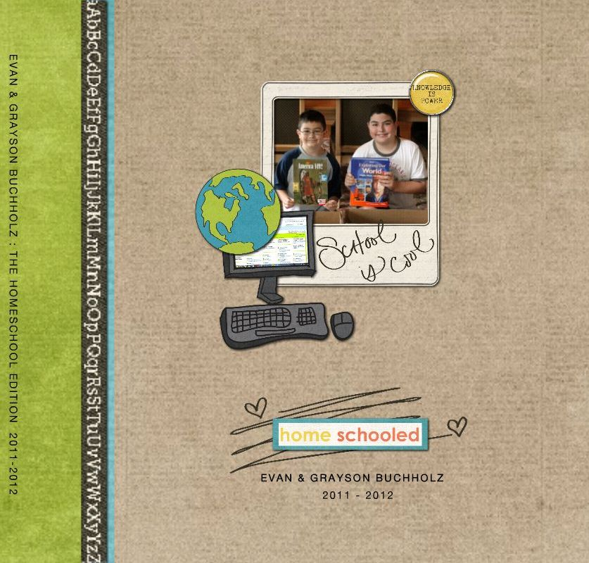 HM Homeschool Yearbook