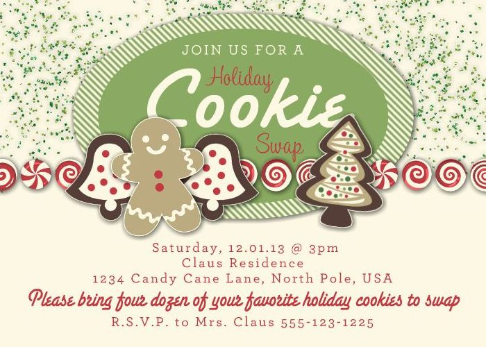 HM Gallery - Holiday Cookie Swap
