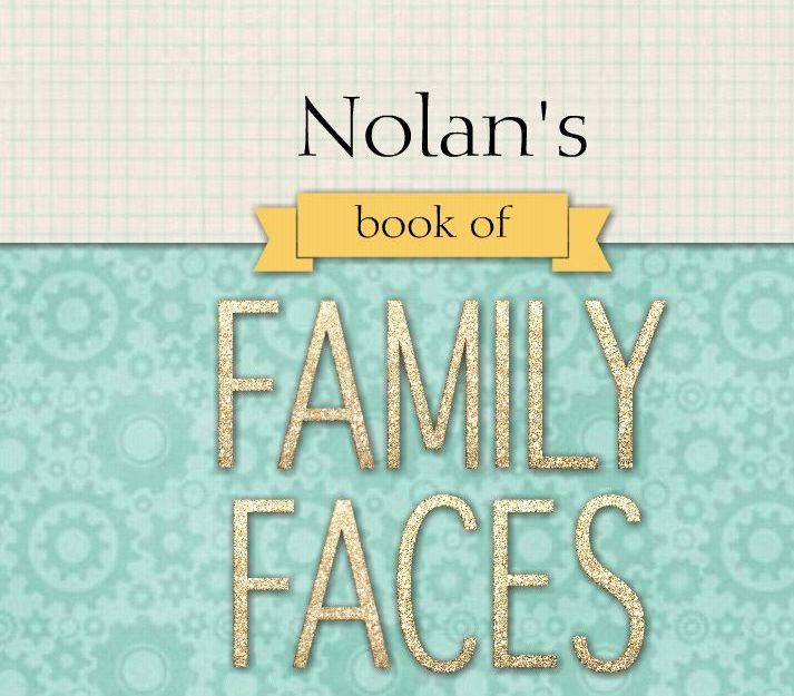 Family Faces - Boy