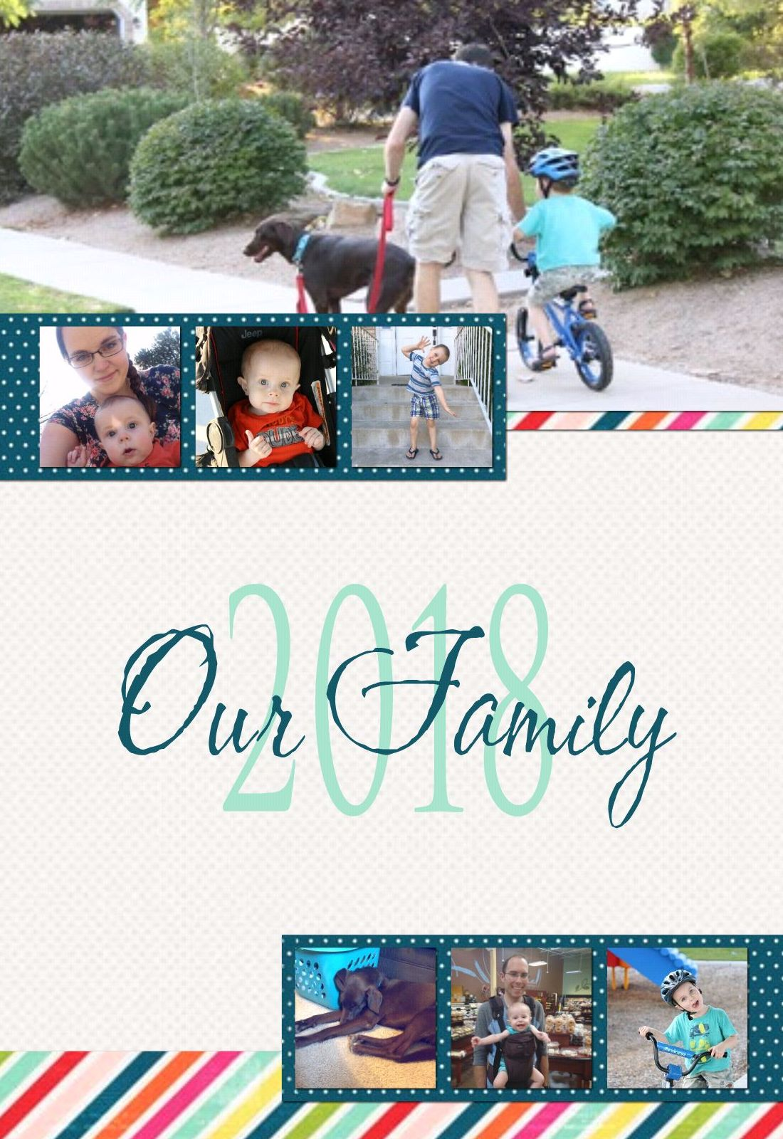 2018 Our Family - 2