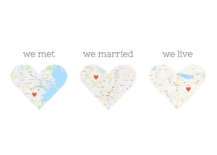 Our Love Map