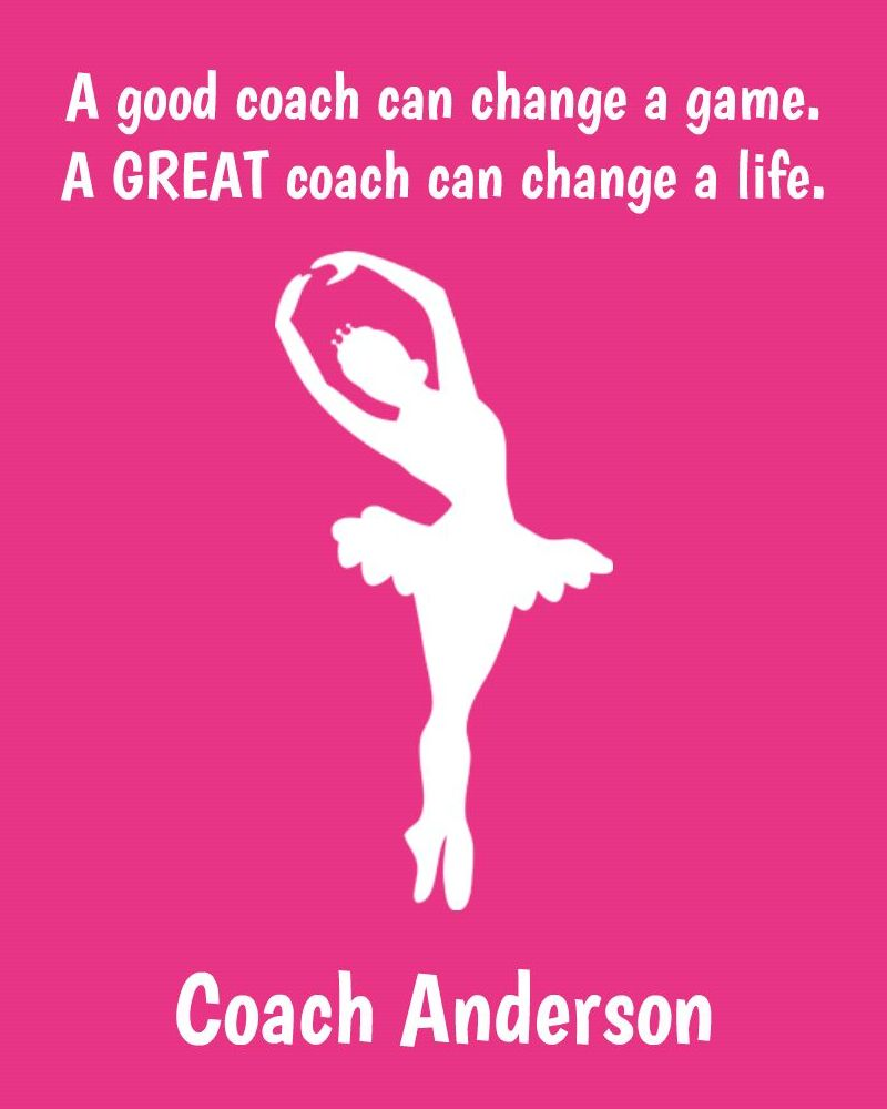 A Great Coach - Ballet