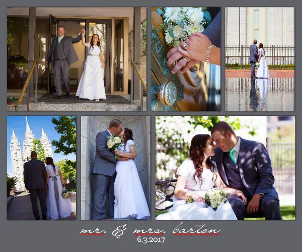 The Big Day Collage