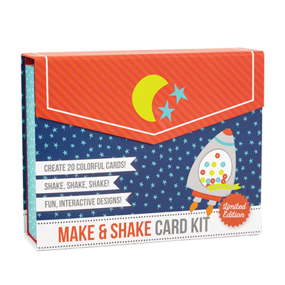 Make & Shake Card Kit