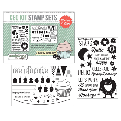 CEO Kit Stamp Sets