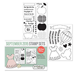 September Stamp Sets